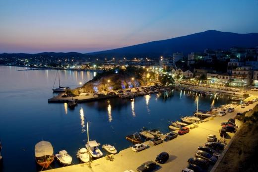 Řecko - Ostrov Thassos