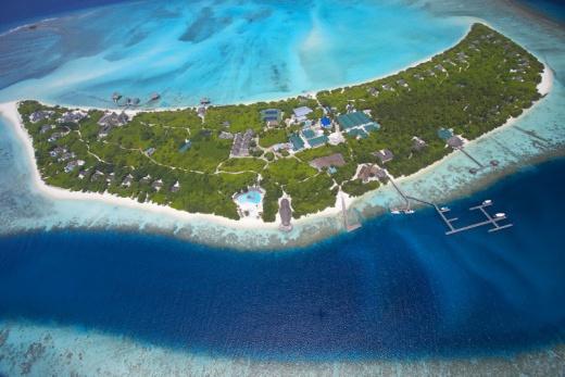 Maledivy - Maledivy - Haa Alifu Atol