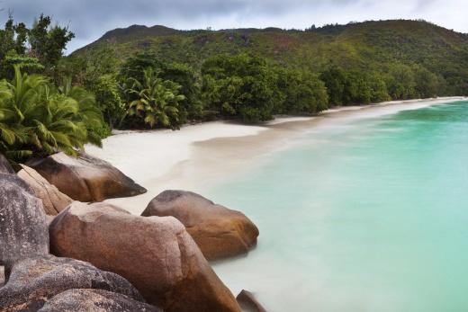 Seychely - Ostrov Praslin