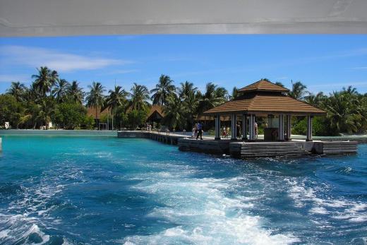 Maledivy - Maledivy - Severní Malé Atol