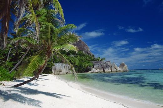 Seychely - La Digue