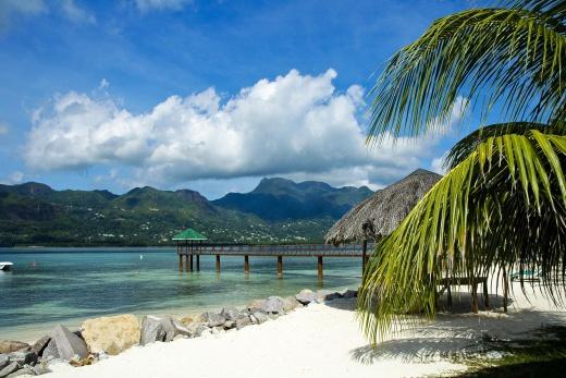 Seychely - Cerf Island