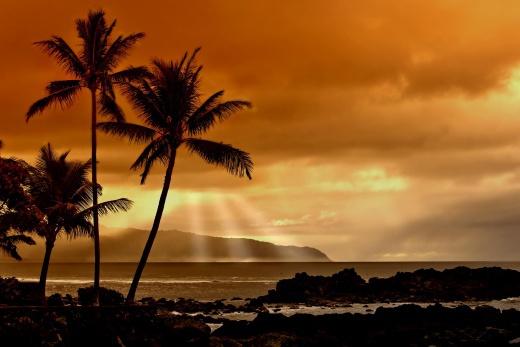 Seychely - Silhouette Island