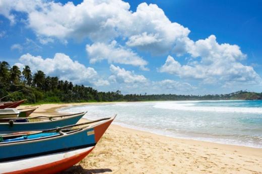 Srí Lanka - Talalla Beach a Matara