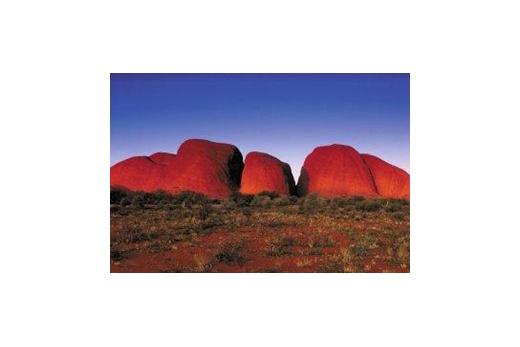 Austrálie - Uluru