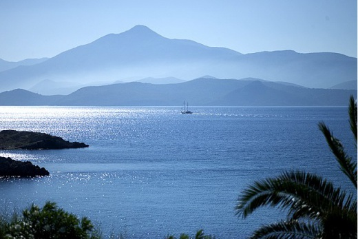 Řecko - Samos