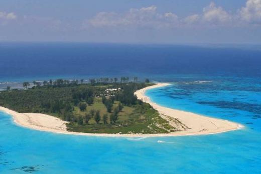 Seychely - Bird Island