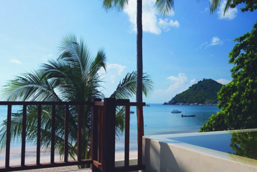 Thajsko - ostrov Koh Phangan