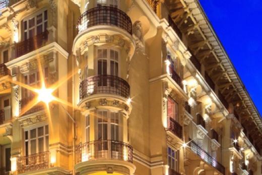 Francie - Francie - Azurové pobřeží - Nice