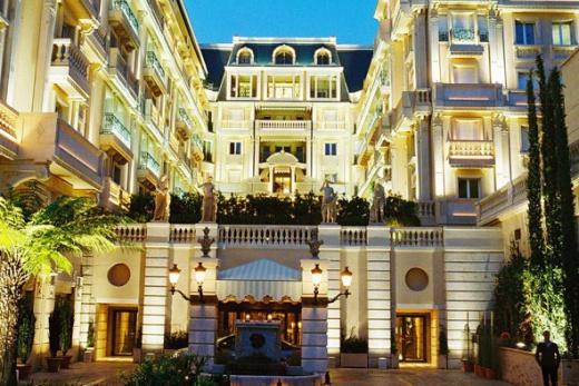 Francie - Monaco - Monte Carlo