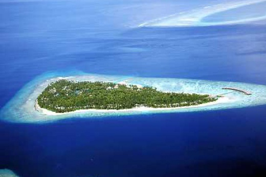 Maledivy - Maledivy - Faafu Atol
