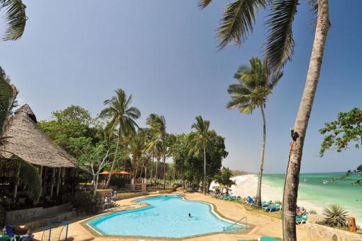 Keňa - Diani Beach - Jižní pobřeží