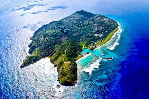 Seychely - Seychely - Fregate Island Private