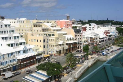 Bermudy - Bermudy - Hamilton