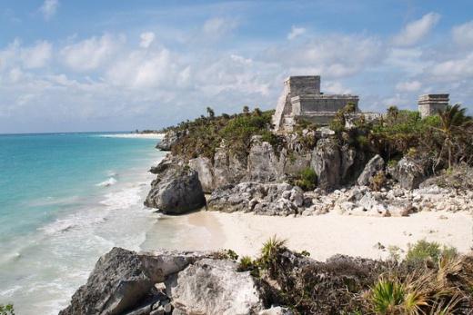 Mexiko - Mexiko - Tulum a Akumal