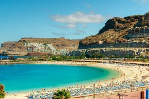Španělsko - Kanárské Ostrovy - Gran Canaria