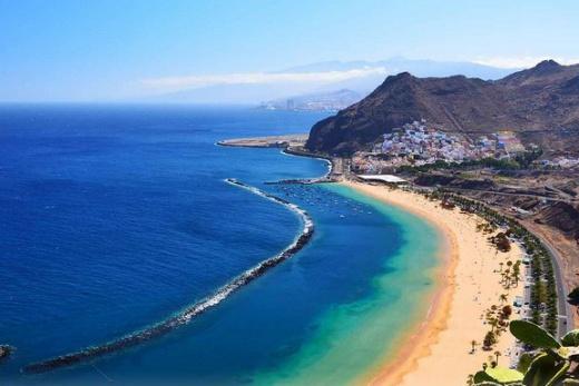 Španělsko - Kanárské Ostrovy - Tenerife