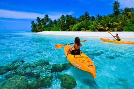 Maledivy - Maledivy - Dhaalu Atol