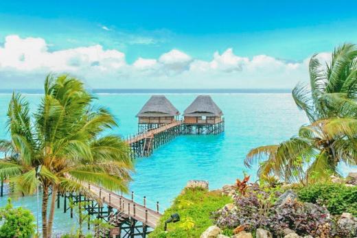 Tanzánie a Zanzibar - Zanzibar