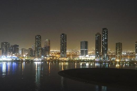 Spojené Arabské Emiráty - Emiráty - Sharjah