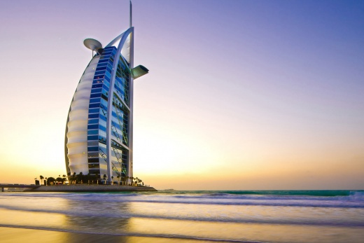 Spojené arabské emiráty - Emiráty - Dubaj - Jumeirah Beach