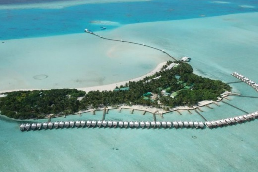 Maledivy - Maledivy - Meemu Atol