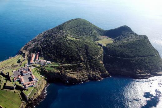 Azorské Ostrovy - Azorské Ostrovy - Terciera Island