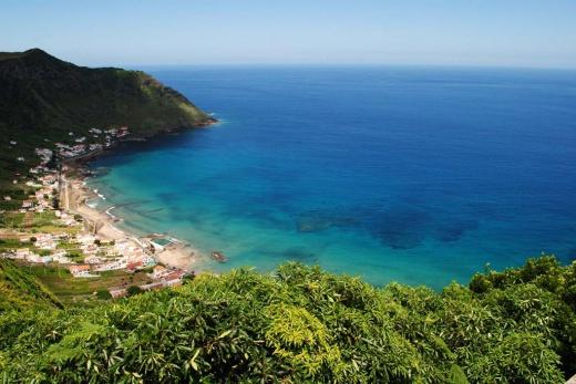 Azorské Ostrovy - Santa Maria