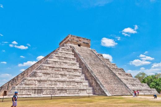 Poznávací zájezdy Mexikem