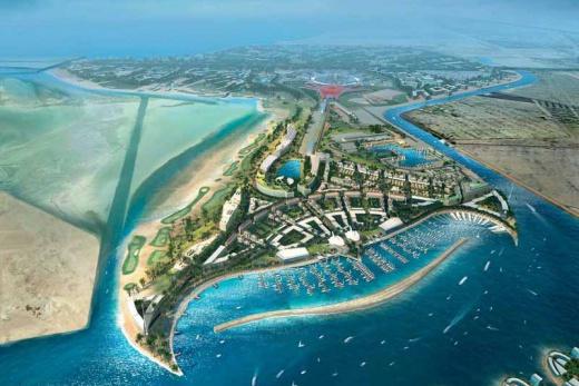 Spojené arabské emiráty - Emiráty - Abu Dhabi