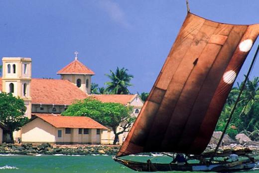 Srí Lanka - Srí Lanka - Negombo