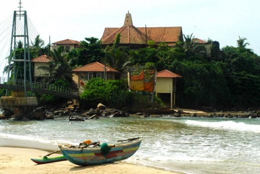 Srí Lanka -  Tangalle a Matara
