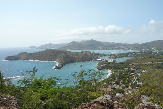 Antigua a Barbuda - Antigua