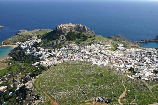 Řecko - Řecko - Rhodos