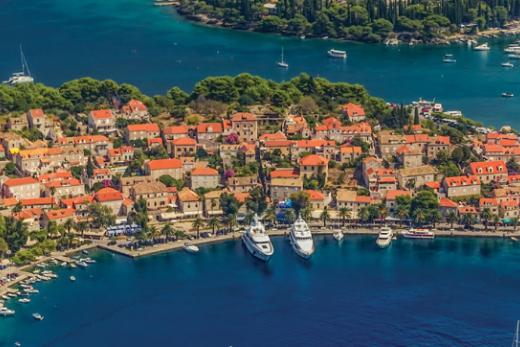 Chorvatsko - Cavtat