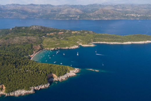Chorvatsko - Lopud