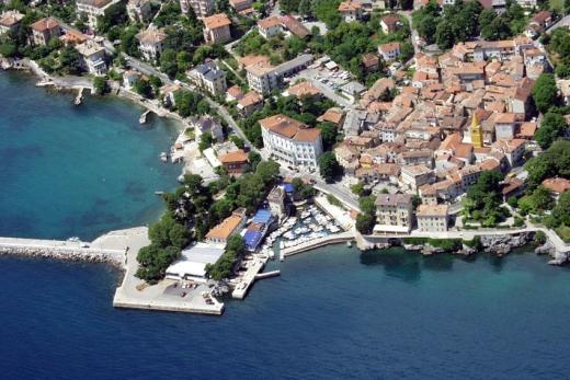 Chorvatsko - Lovran