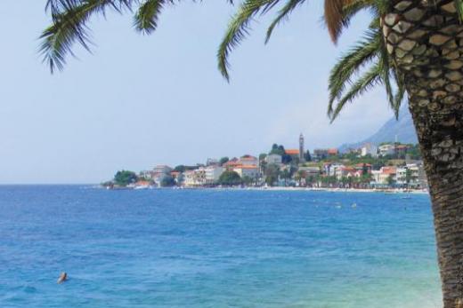 Chorvatsko - Gradac