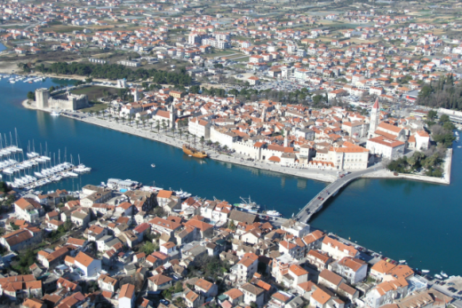 Chorvatsko - Trogir