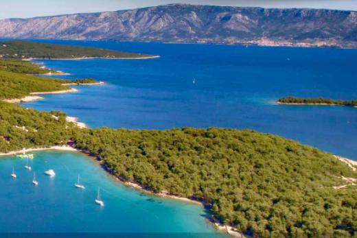 Chorvatsko - Vrboska