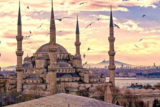 Turecko - Turecko - Istanbul