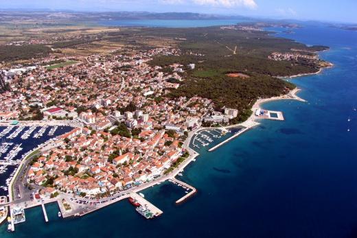 Chorvatsko - Biograd na Moru
