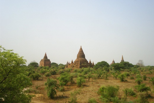 Poznávací zájezd Bangkok a Barma Bagan