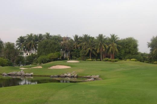 Thajsko - Golf v oblasti Bangkoku a Pattaya