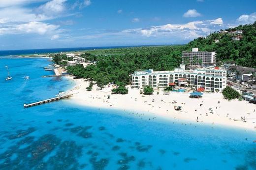 Jamajka - Severní pobřeží