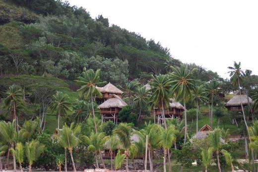 Bora Bora - u hotelu Sheraton