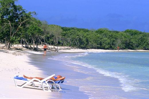Kuba - Dovolená na Holguinu
