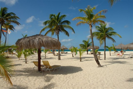 Aruba - Eagle Beach