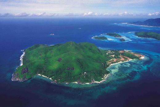 Seychely - Sainte Anne