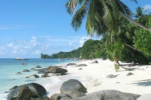 Seychely - Seychely - Ostrov Mahé